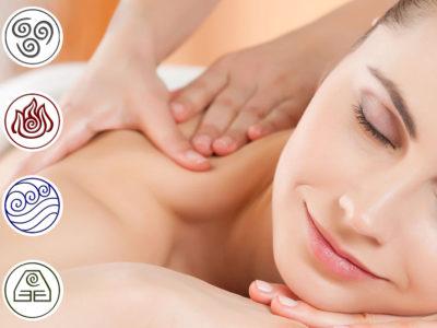 Massaggio dei 4 elementi dalla tradizione Tailandese