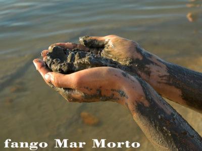 Fanghi del Mar Morto per trattamento corpo