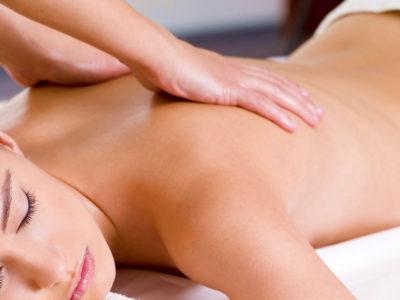 Massaggio drenante e riattivante la circolazione