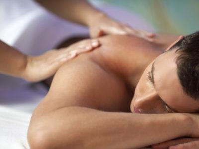 Massaggio rilassante per lui completo o mirato gambe o schiena