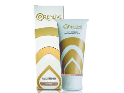 Crema per pelli secche o disidratate, Renlive cosmetici