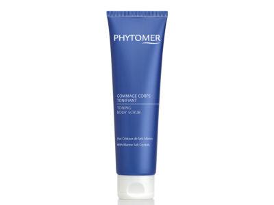 Gel scrub esfoliante e tonificante, Phytomer cosmetici