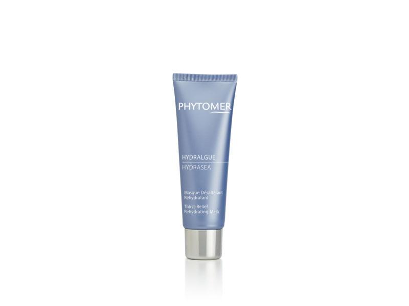 Maschera idratante per pelli secche, Phytomer cosmetici