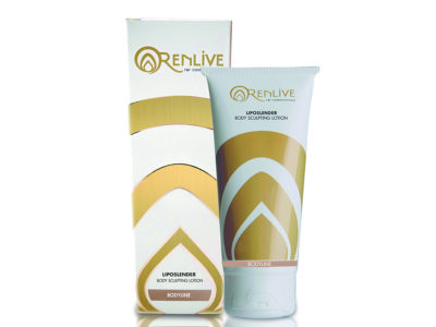 Crema riducente cellulite e adipe, Renlive cosmetici