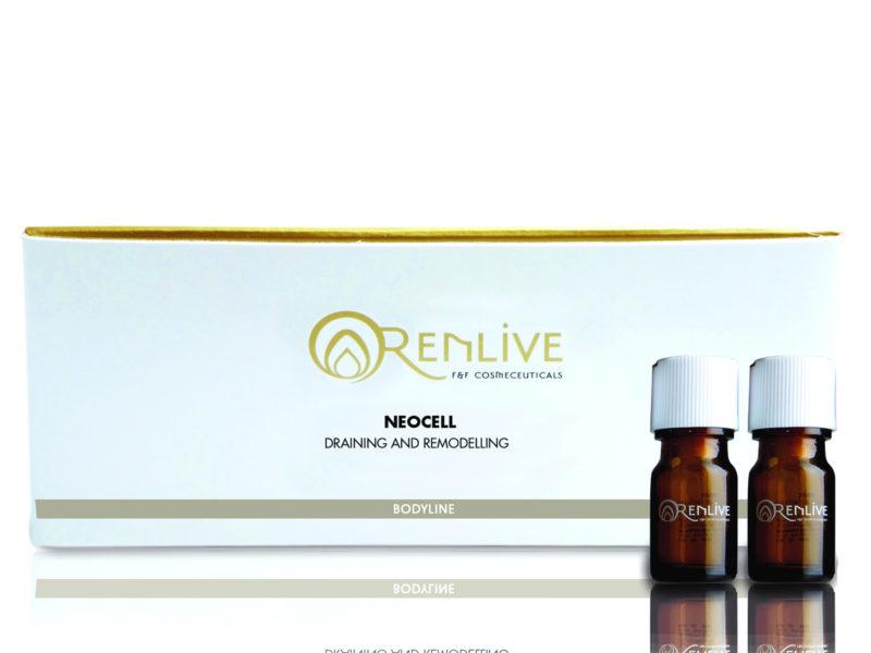 Siero concentrato anti-cellulite, Renlive cosmetici