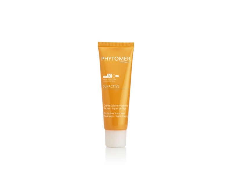Protezione solare e anti-age viso e corpo SPF30, Phytomer cosmetici