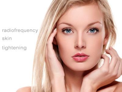 Radiofrequenza medicale per ringiovanire il viso