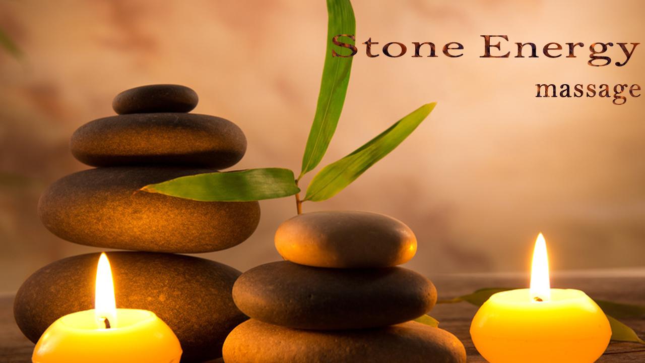 Nuovo massaggio con le pietre calde