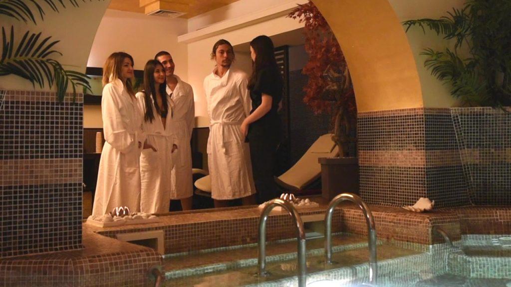 Sconto gruppi per percorsi e massaggi spa