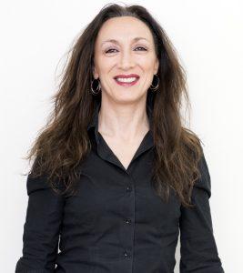 Annarosa, receptionist SpaMarine