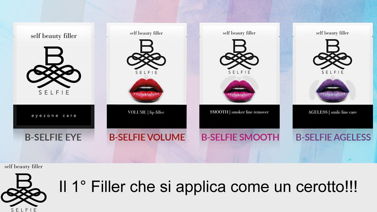 B-Selfie il filler fai da te per rughe e volume labbra