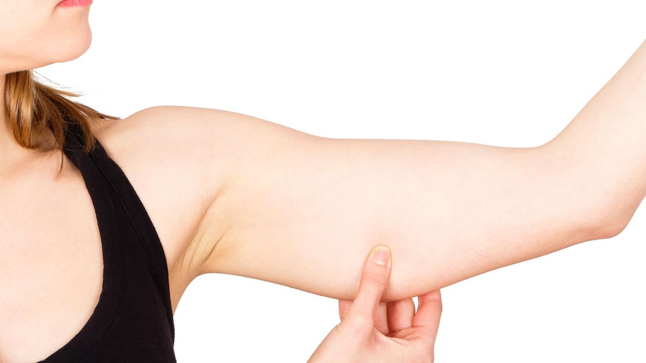 Snellire e modellare le braccia