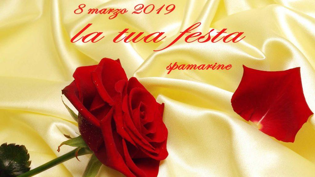 Pacchetti Festa della Donna 8 marzo