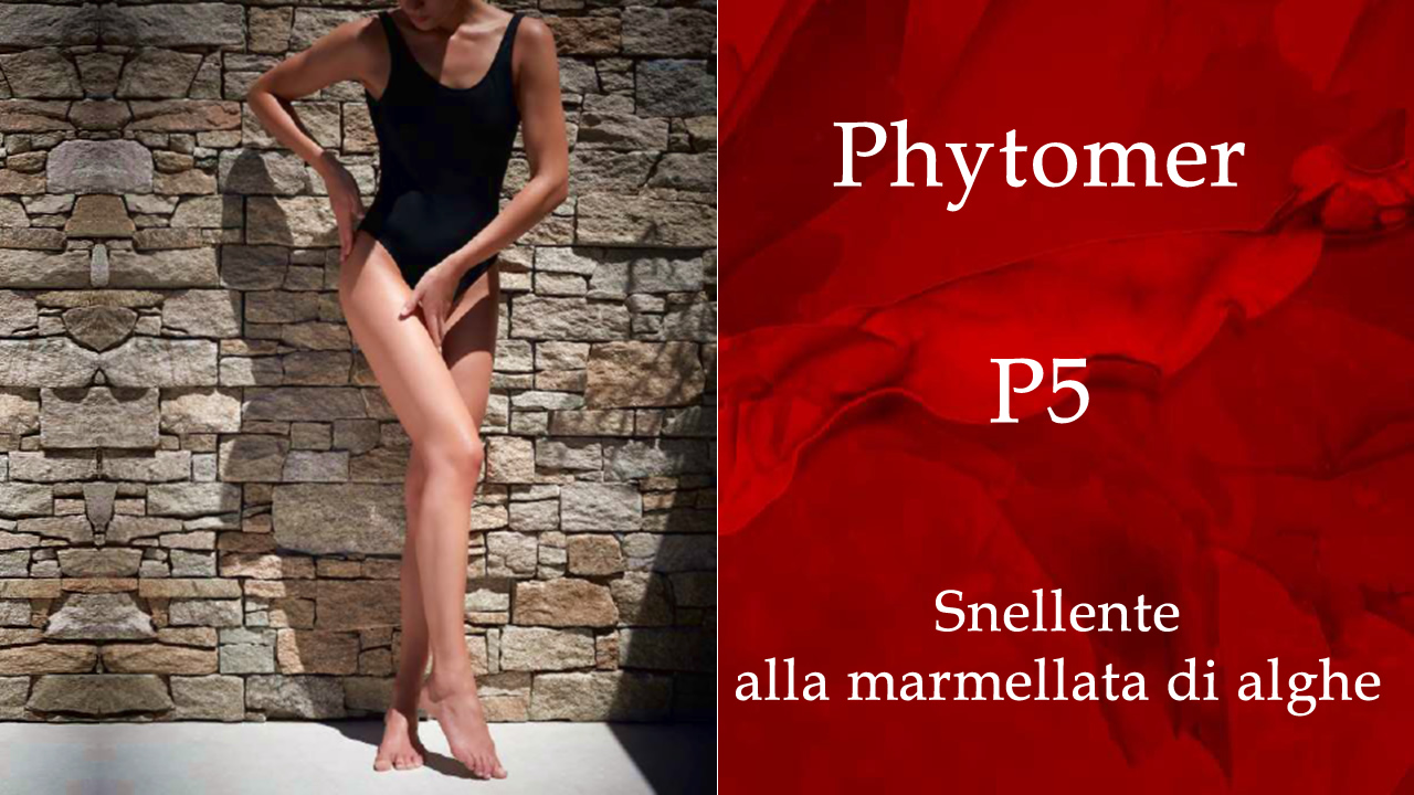 Novità Phytomer P5 snellente