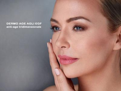 Trattamento viso Dermo-age agli EGF