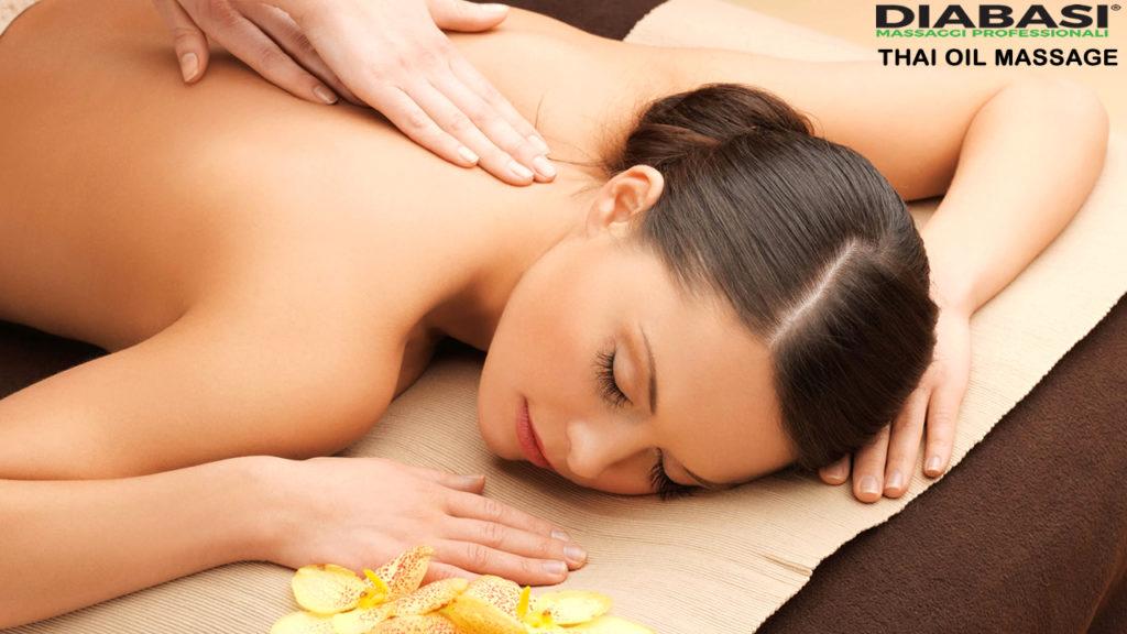 Promo lancio novità Thai Oil massage