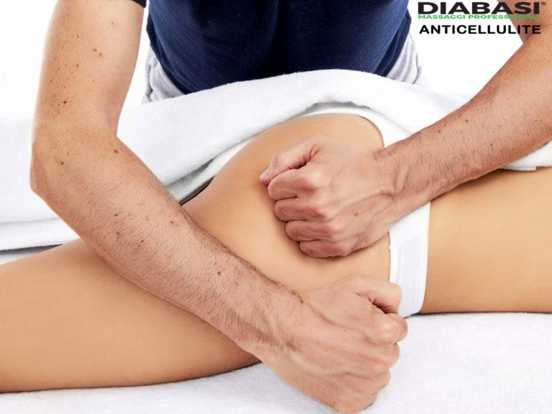 Massaggio anticellulite modellante glutei