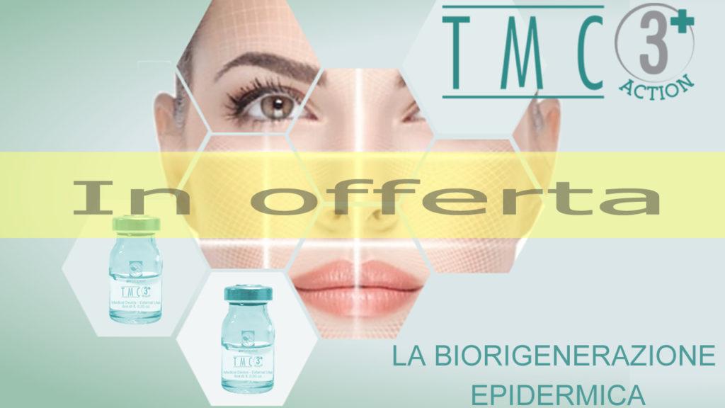Promo trattamento viso rigenerante e biorivitalizzante