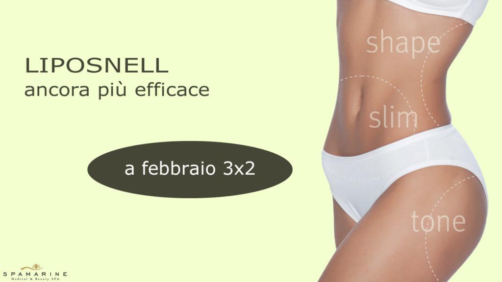 Promo Liposnell corpo