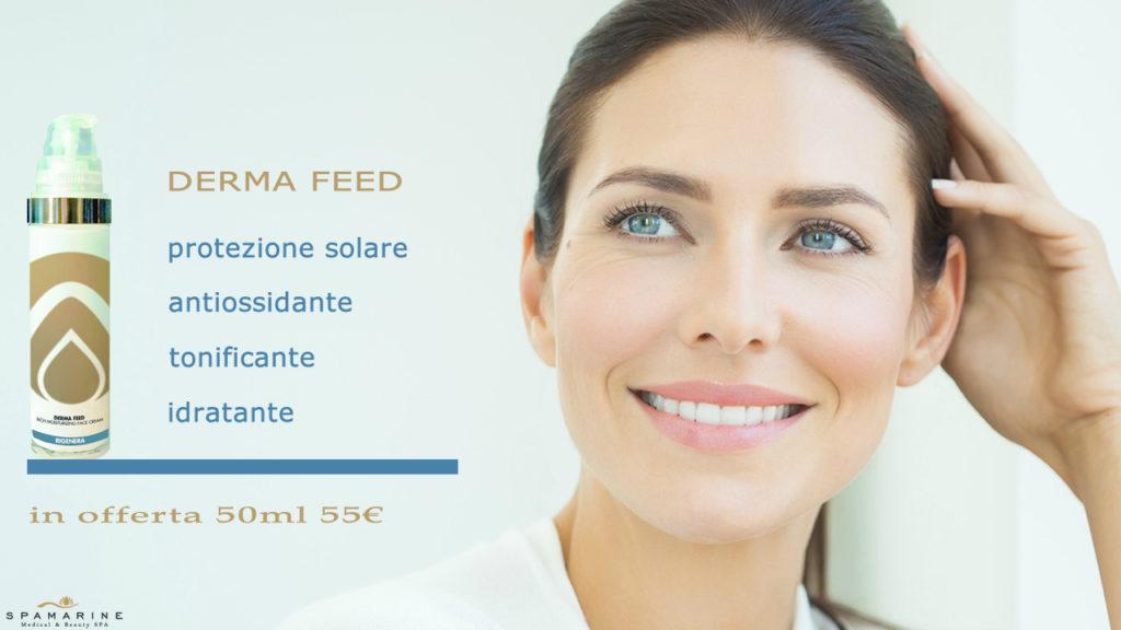 Derma Feed crema solare e vitamine
