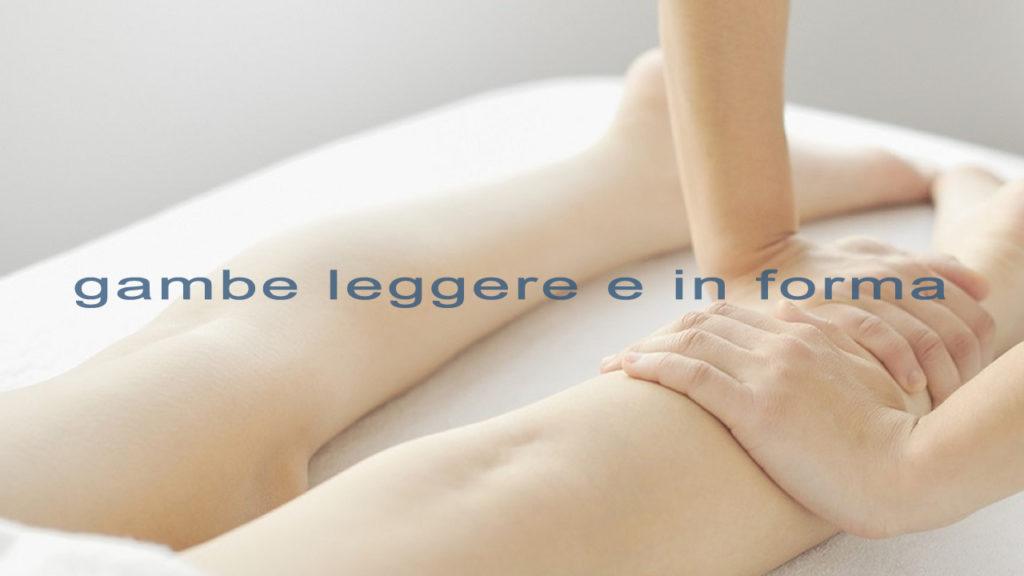 Promo Emolinfatico gambe