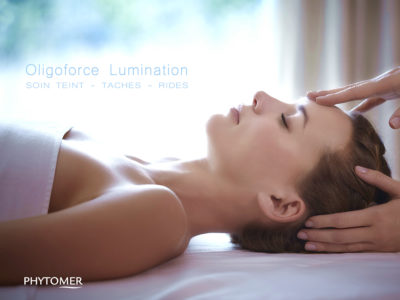 Oligoforce Lumination trattamento viso