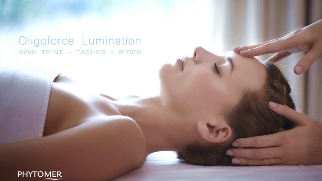 Oligoforce Lumination trattamento viso