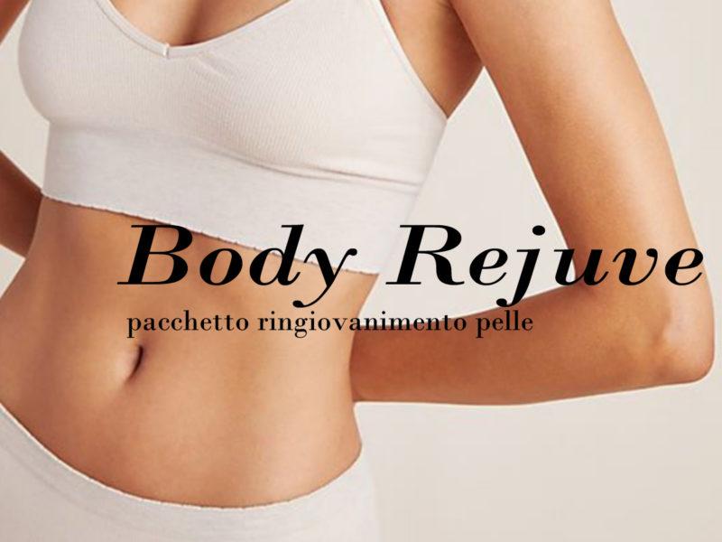Pacchetto Body rejuve