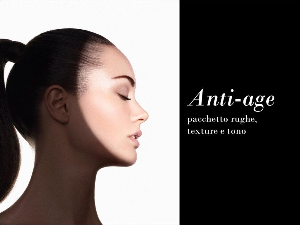 Pacchetto Anti-age viso
