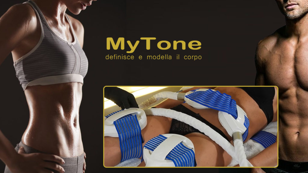 MyTone più muscoli e meno grasso